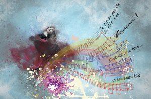 Tisser encore et toujours, relier, dire, chanter pour donner sens